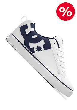 DC Court Vulc white/navy