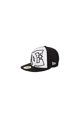 DC Coverage II New Era Cap black/white
