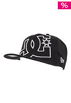 DC Coverage II New Era Fitted Cap black