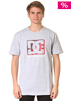 DC Cross Star S/S T-Shirt heather grey