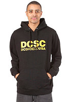 DC DCSC Logo Hooded Zip Sweat black