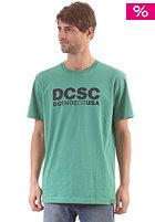 DC Dcsc S/S T-Shirt bottle green