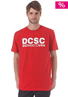 DC DCSC S/S T-Shirt formula one - solid