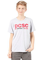 DC DCSC S/S T-Shirt heather grey