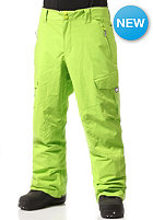 DC Donon 15 Snow Pant lime green
