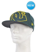 DC Double Up Snapback Cap atlantic deep