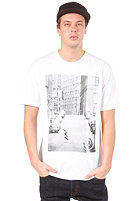 DC Downhill S/S T-Shirt white
