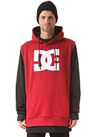 DC Dryden 15 Hooded Sweat rio red