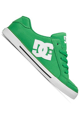 DC Empire Canvas emerald/black