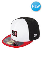 DC Empire SE Cap black white red