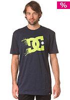 DC Explosion S/S T-Shirt black iris - solid