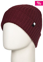 DC Fish and Destroy Beanie tawny port - solid