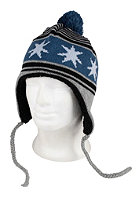 DC Flapstar Beanie heather grey