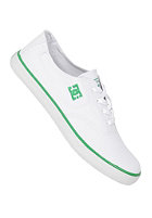 DC Flash Tx white / emerald