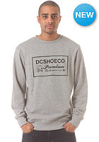 DC Ghostron Crew Sweat heather grey