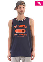 DC Hit The Road Tank Top dc navy