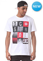DC Hollywood Square AS S/S T-Shirt white
