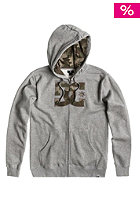 DC Hookup Hooded Jacket heather grey