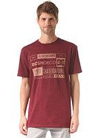 DC Instant S/S T-Shirt zinfandel