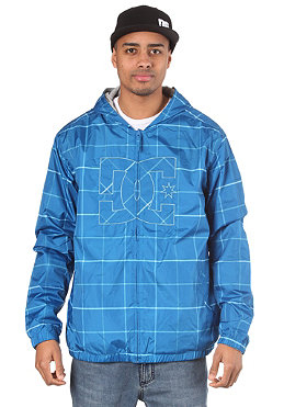 DC Intercept Windbreaker Jacket directoire blue