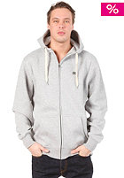 DC Keystone 4 Hooded Zip Sweat heather grey