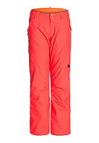 DC Kids Ace 15 Pant fiery coral