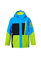 DC Kids Amo 15 Jacket elec blue lemon