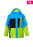DC Kids Amo 15 Jacket elec blue lemon