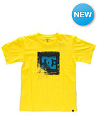 DC Kids Blowout BY S/S T-Shirt safety yellow