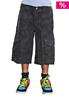 DC KIDS/ Boys Howitzer Shorts black check