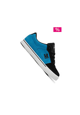 DC Kids Cole Pro back/turquoise/black