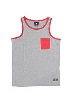 DC Kids Contra steel gray - heather