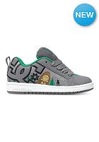 DC Kids Court Graffik S grey/grey/green