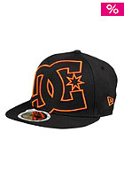 DC KIDS/ Coverage 2 NE Cap black/citrus