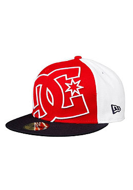 DC KIDS/ Coverage 2 New Era Cap red/white