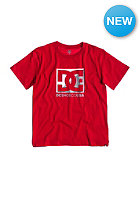 DC Kids Cros/S Cloud S/S T-Shirt jester red - solid