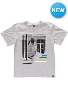 DC Kids Evan AS BY S/S T-Shirt heather grey