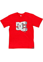 DC Kids Flinstone S/S T-Shirt athletIc red