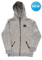 DC Kids Inget BY Hooded Zip Sweat heather grey
