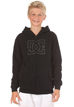 DC KIDS/ Jammer Hooded Zip Sweat black