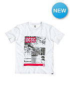 DC Kids Life S/S T-Shirt star white - solid