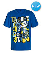 DC Kids Melting S/S T-Shirt nautical blue