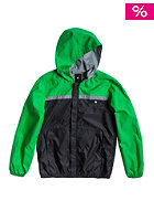 DC Kids Monster Boots BY AS Windbreaker Jacket emerald