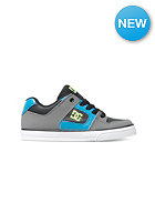 DC Kids Pure black/armor/turquoise