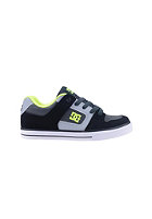 DC Kids Pure black/grey/yellow - combo
