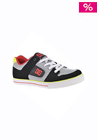 DC Kids Pure grey / red