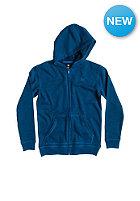 DC Kids Rebel 2 Hooded Zip Sweat snorkel blue - solid