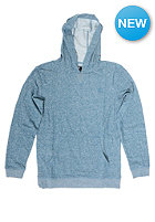 DC Kids Rebel Hooded Sweat heath bluestone