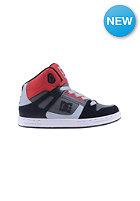 DC Kids Rebound black/grey/red