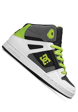 DC KIDS/ Rebound white/black/s lime